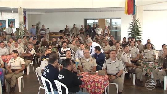 Apresentado plano de segurança de festas juninas de três cidades da BA