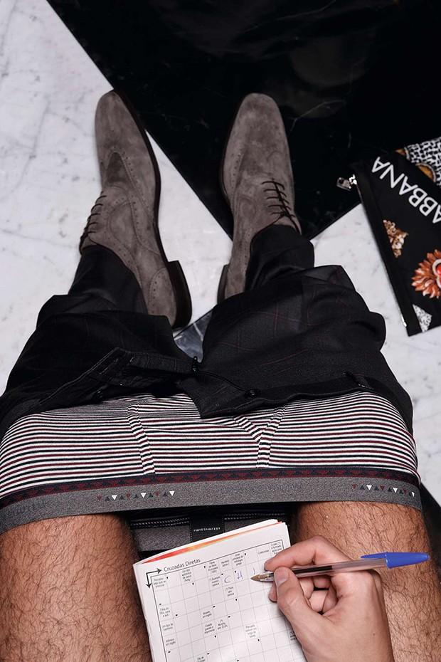 Underwear (Foto: Caio Ramalho)