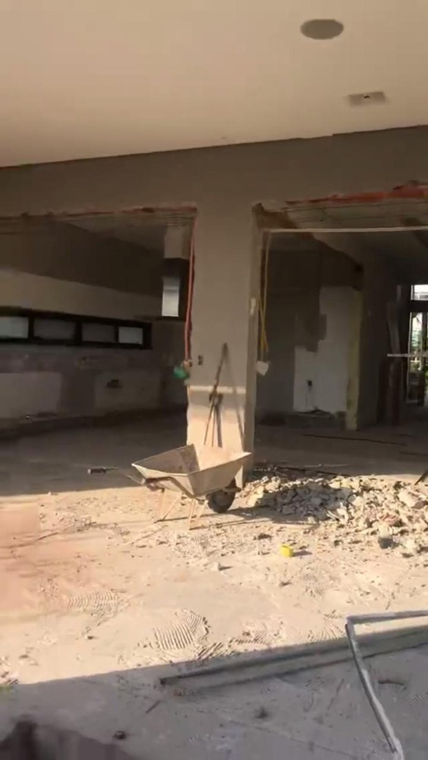 Apartamento novo de Simaria (Foto: Reprodução/Instagram)