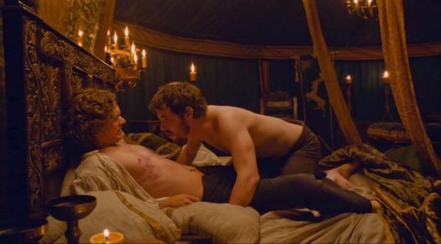 Renly e Loras Tyrell (Foto: HBO / Reprodução )