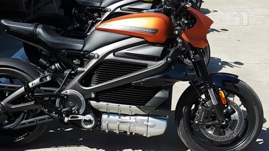 Harley-Davidson planeja lançar moto elétrica no Brasil em 2020