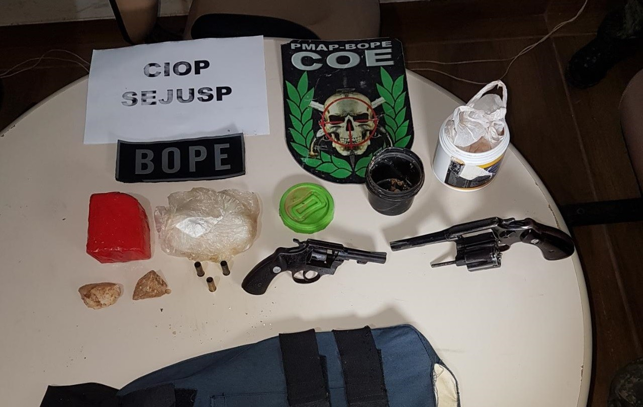 Suspeitos de roubos em áreas ribeirinhas no AP são mortos em tiroteio com o Bope - Noticias