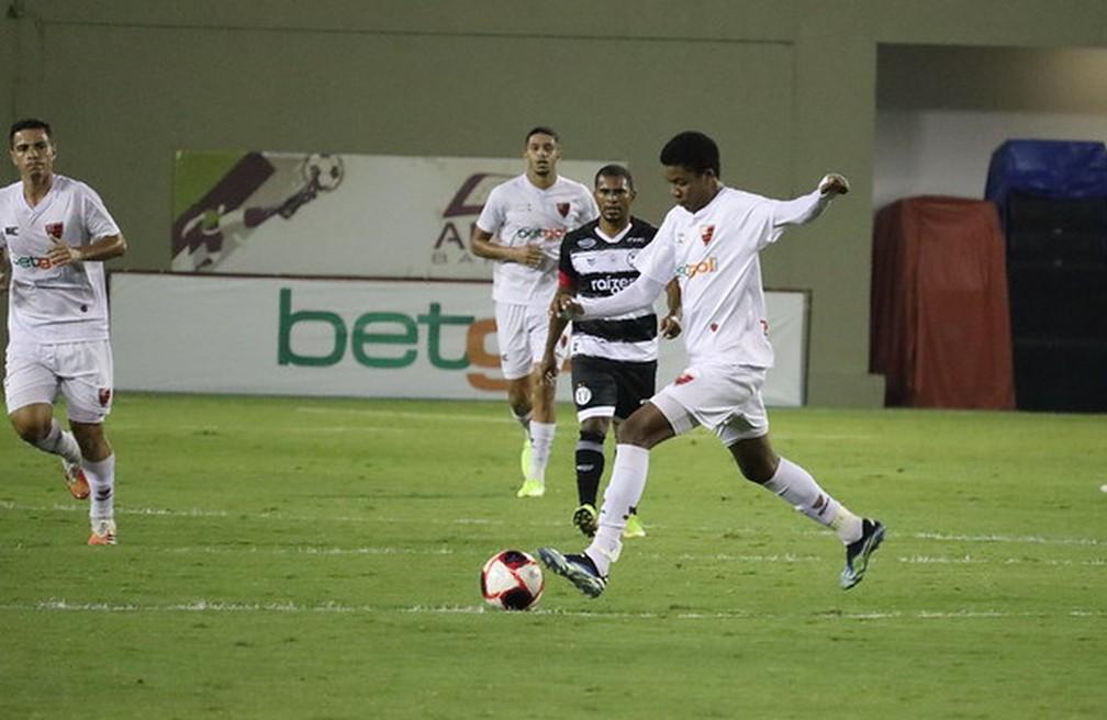 Oeste e XV de Piracicaba voltam a se enfrentar pela Série A2 do Paulista — Foto: Alex Caús/Oeste FC