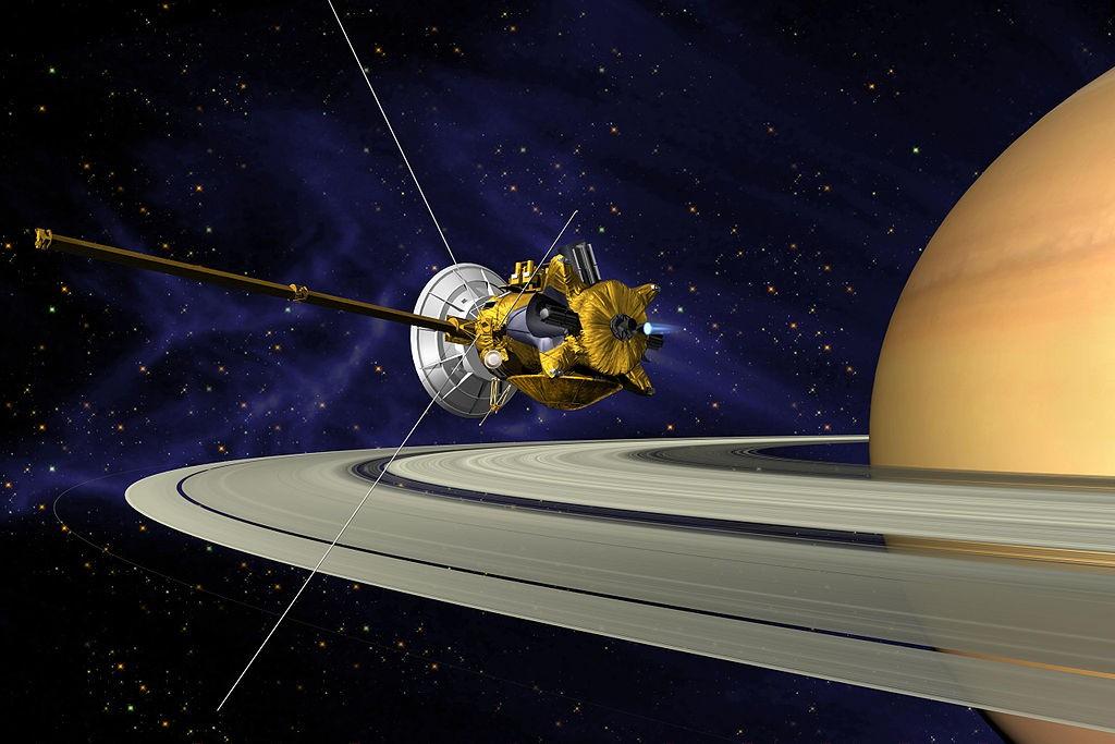 Cassini (Foto: Wikicommons)