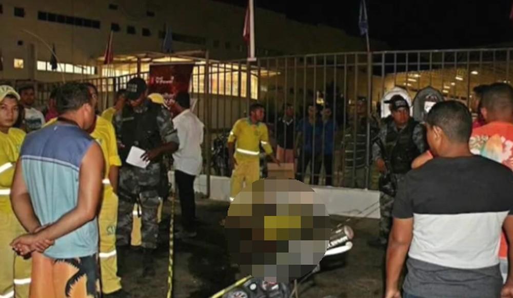 Funcionário da Litucera é baleado com cinco tiros em Teresina