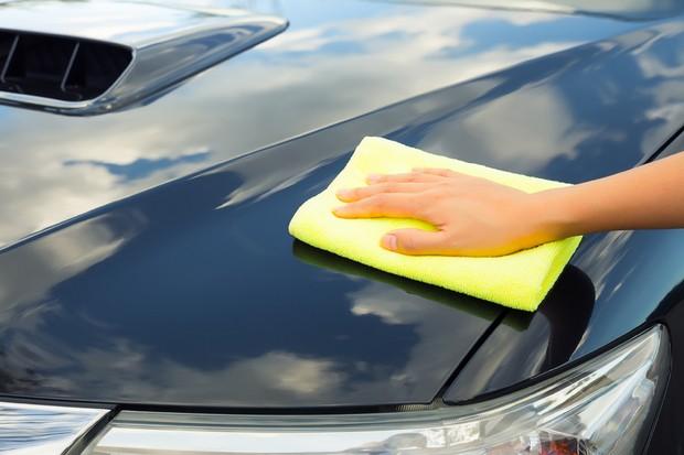Limpeza; pano; manutenção; pintura; lavar;  (Foto: Thinkstock)