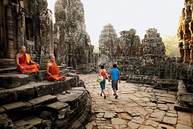 Lifestyle Embarque Imediato - Viagem Camboja (tftrips.com.br) (Foto: Divulgação)