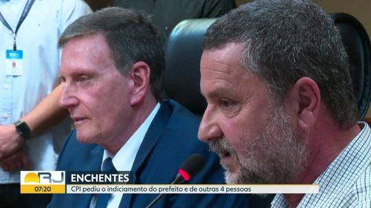 CPI das enchentes pede indiciamento de Marcelo Crivella