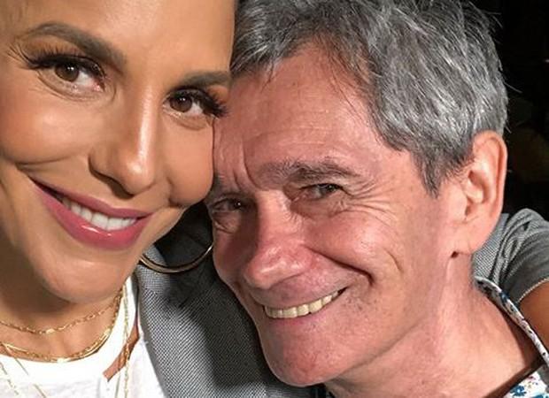 Ivete Sangalo e Serginho Groisman (Foto: Reprodução/Instagram)