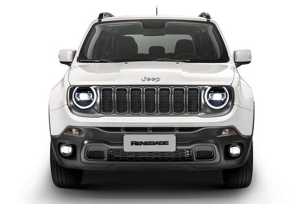 Jeep Renegade 2020 (Foto: Divulgação)
