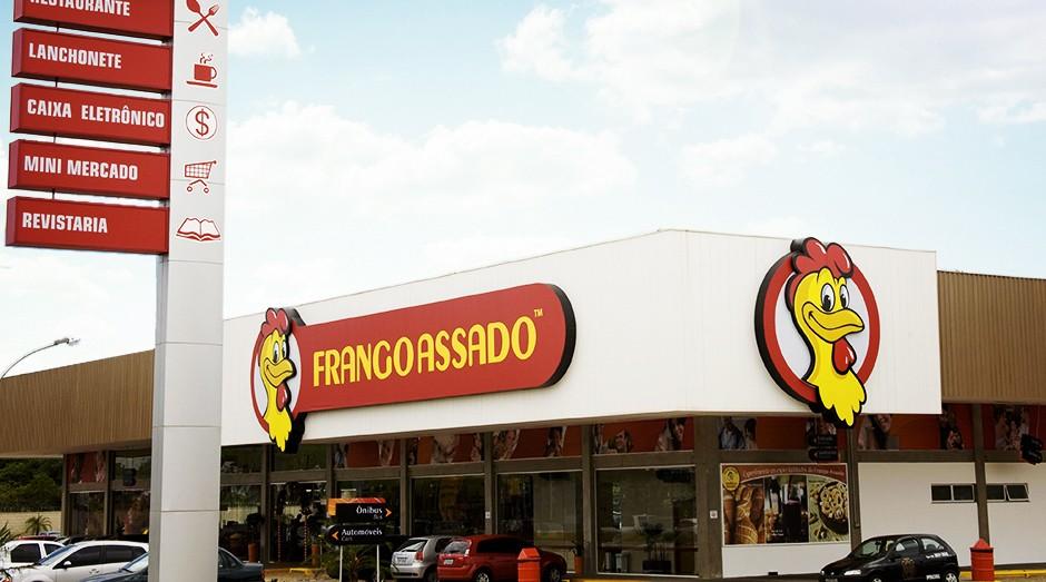 Restaurante Frango Assado (Foto: Reprodução / Facebook)