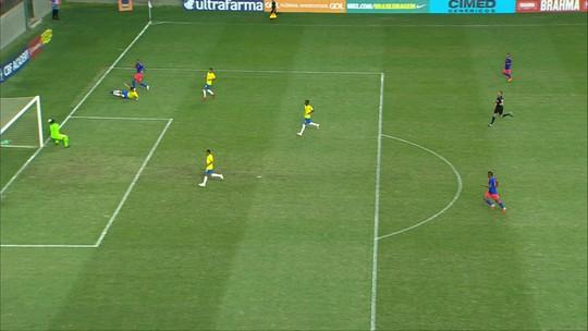 """Vinicius Junior e Lincoln se reencontram na seleção sub-20: """"A gente se entende no olhar"""""""