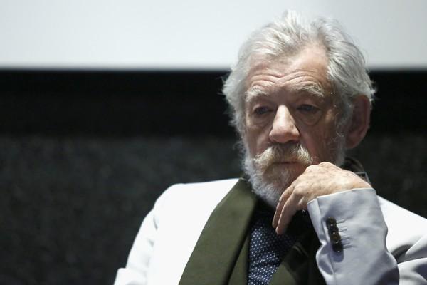 O ator Ian McKellen (Foto: Getty Images)