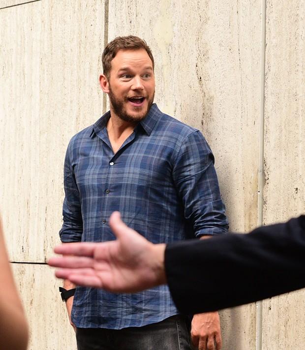 Chris Pratt (Foto: Leo Franco/AgNews)