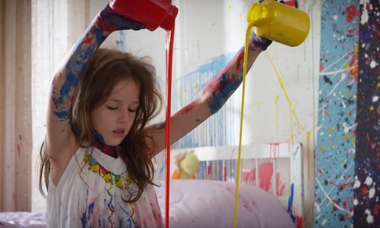 A menina índigo: filme brasileiro mostra dinâmica de família  (Foto: Divulgação)