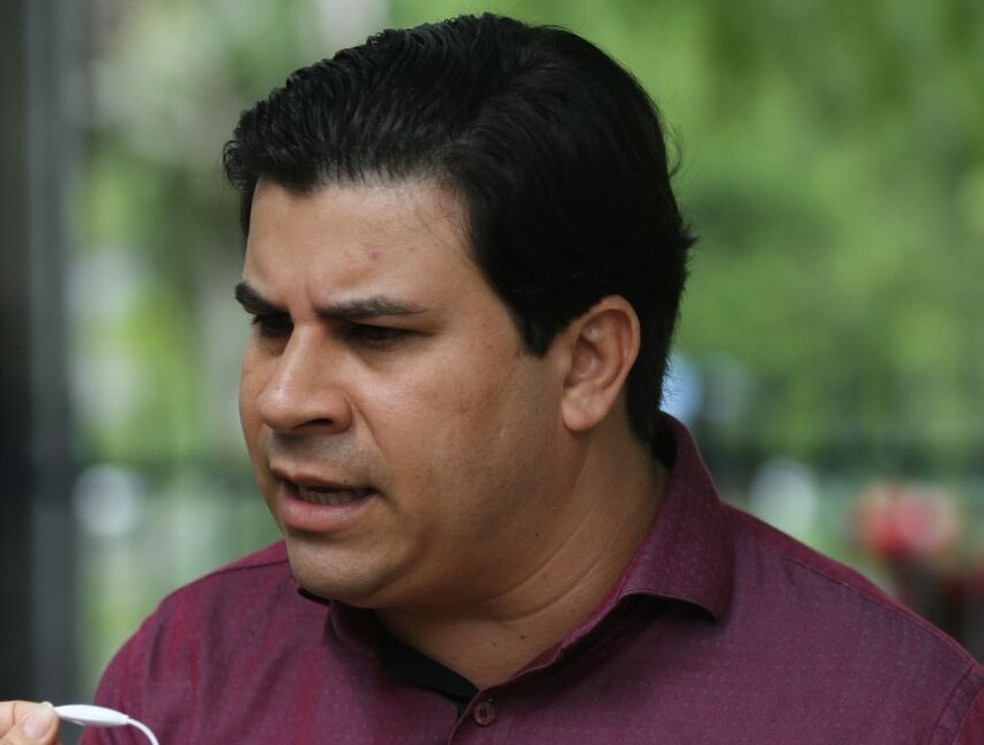 Deputado federal Carlos Veras (PT-PE) — Foto: Marlon Costa/Pernambuco Press