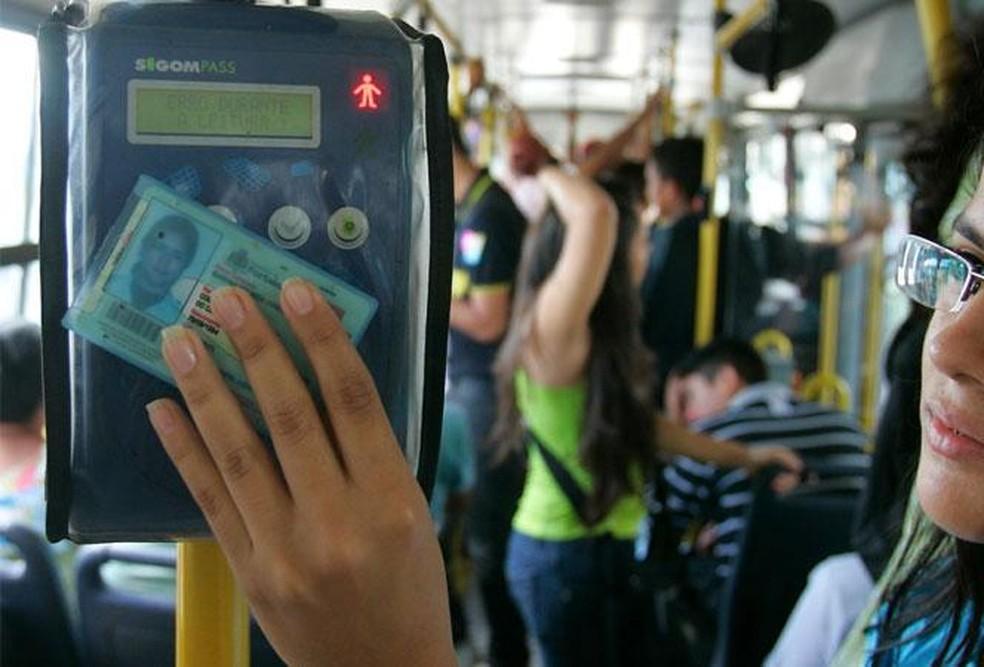 Biometria facial no formato online para carteira de estudante começa a funcionar nesta segunda-feira (13)  — Foto: Natinho Rodrigues