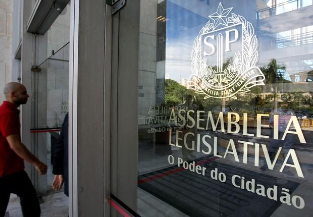 Assembleia Legislativa do Estado de São Paulo (Alesp) (Foto: Divulgação)