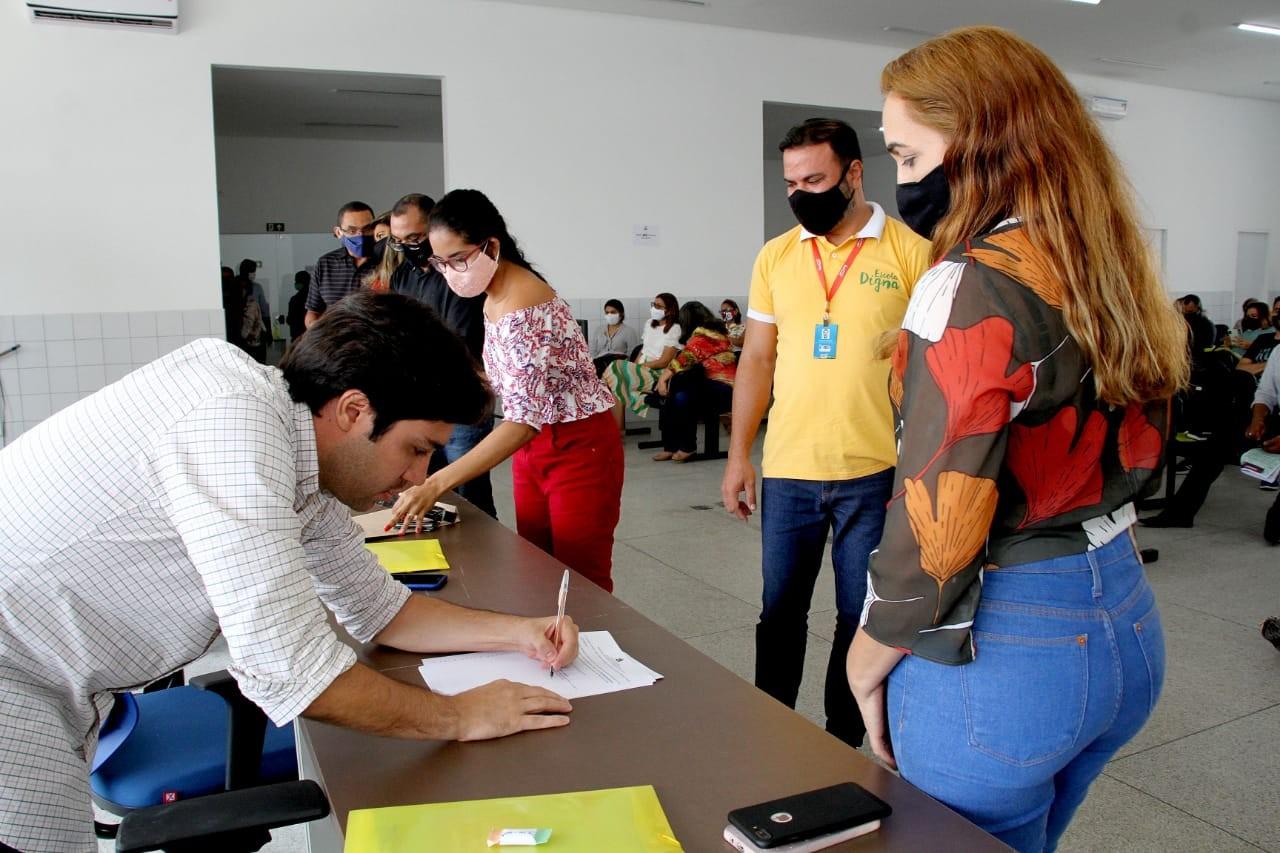 Secretaria de Educação abre mais de 4,6 mil vagas em cursos gratuitos de qualificação profissional