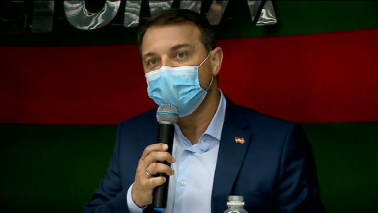 Assalto em Criciúma: 'Ação foi bem sucedida para os marginais, essa é a verdade', diz governador de SC