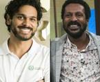 Renan Monteiro e Luis Miranda | TV Globo