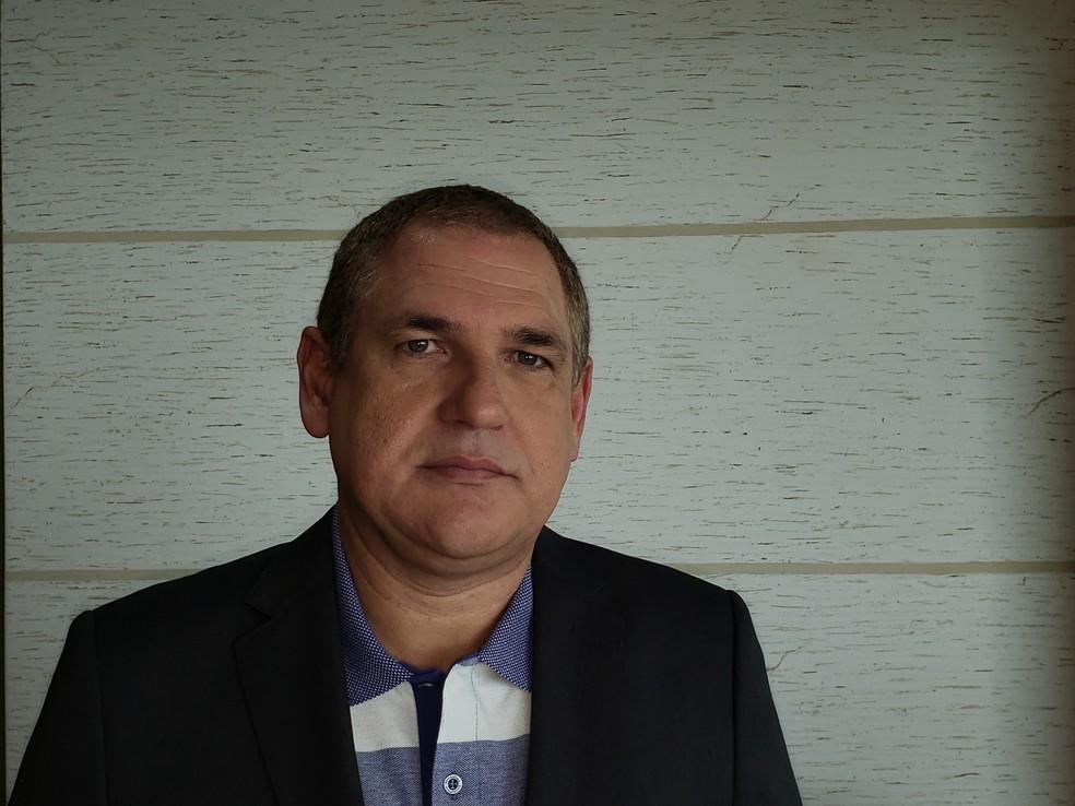 O médico Eliud Garcia Duarte Júnior, coordenador da Comissão Nacional de Atuação Multidisciplinar de Diabetes e Pé Diabético da Sociedade Brasileira de Angiologia e de Cirurgia Vascular — Foto: Divulgação