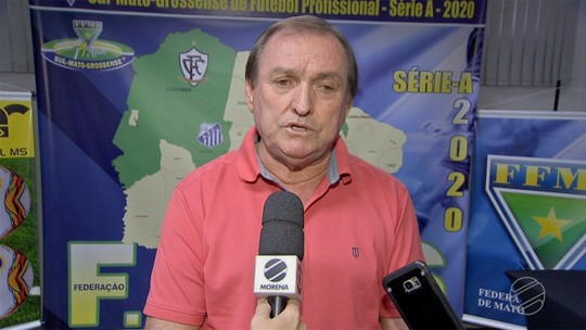Como o atual vice-campeão Aquidauanense virá para o Campeonato Estadual de 2020