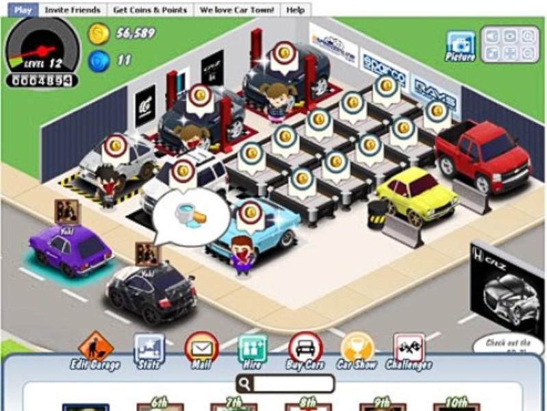 car town download techtudo. Black Bedroom Furniture Sets. Home Design Ideas