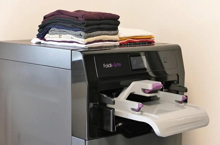 Máquina de dobrar roupas da FoldiMate (Foto: Divulgação)