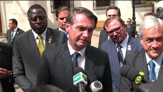 Bolsonaro diz que responsabilidade pela reforma está com o parlamento
