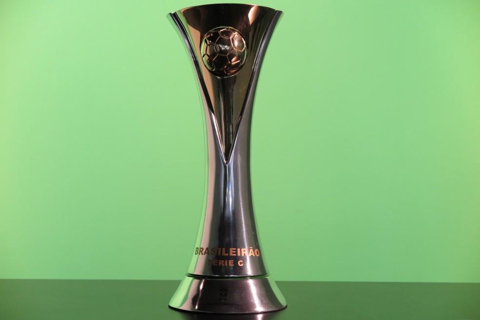 Taça da Série C  — Foto:  Rener Pinheiro / CBF