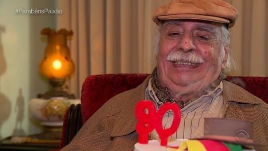 'Galpão Crioulo' reapresentou especial em homenagem ao aniversário de Paixão Côrtes