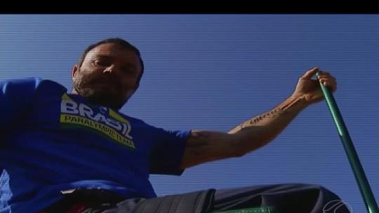 Do futebol ao dardo: José Humberto é recorde na América e busca medalha
