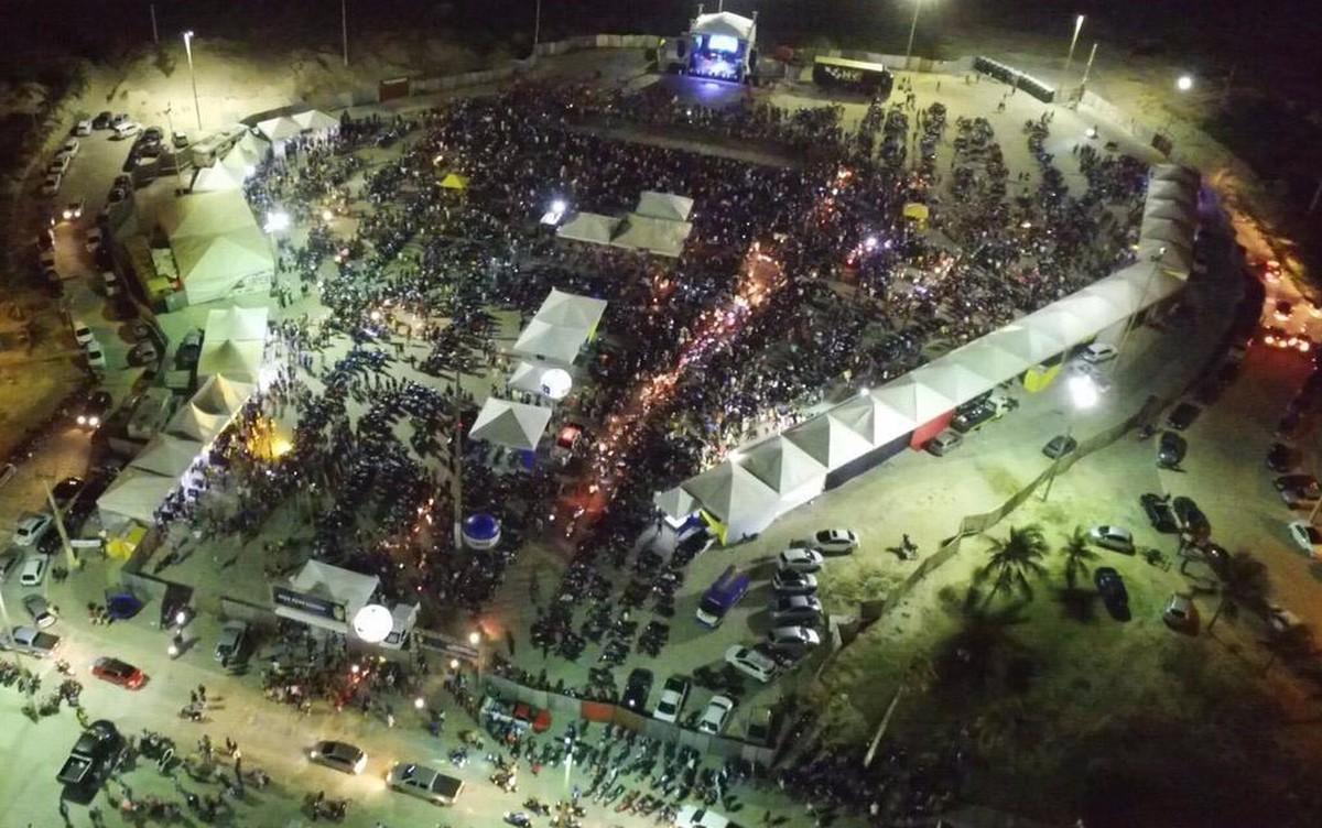 Moto Fest começa nesta quinta-feira em Aracaju - G1