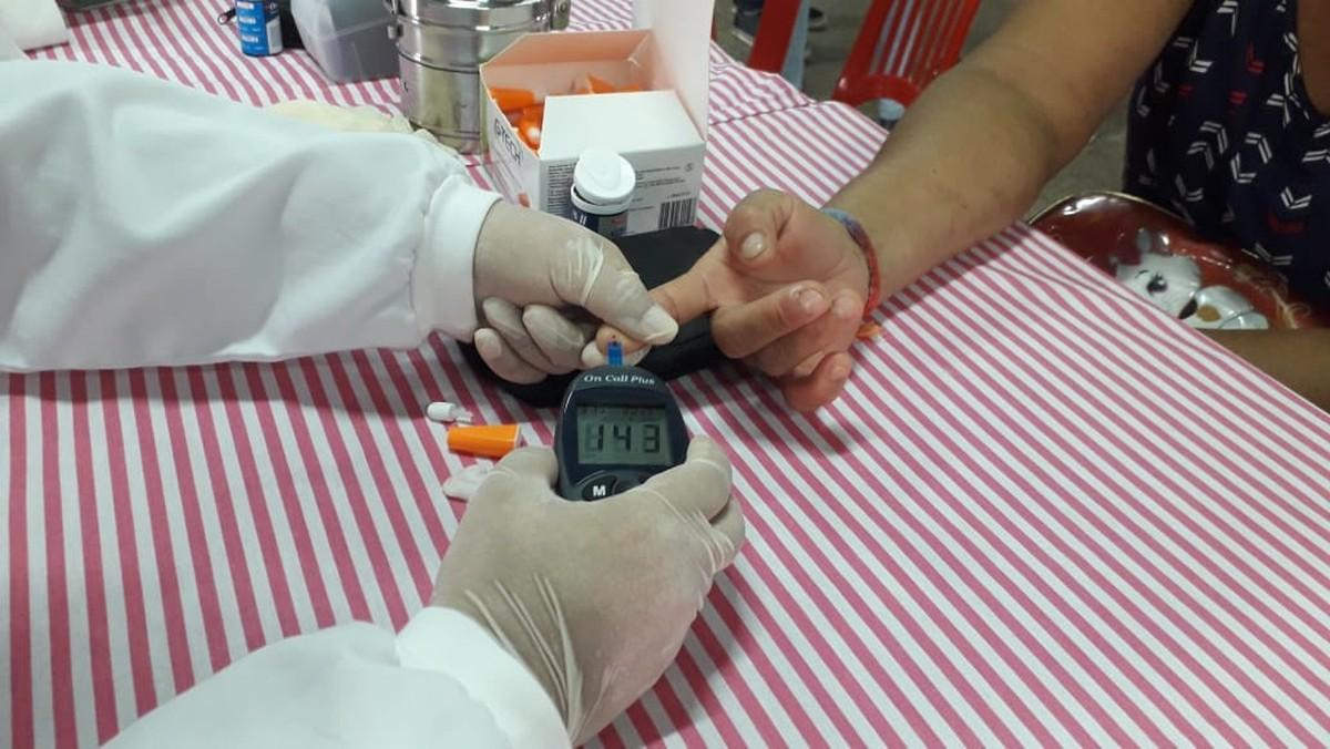 Valinhos faz evento de conscientização com testes gratuitos para detectar diabetes - G1