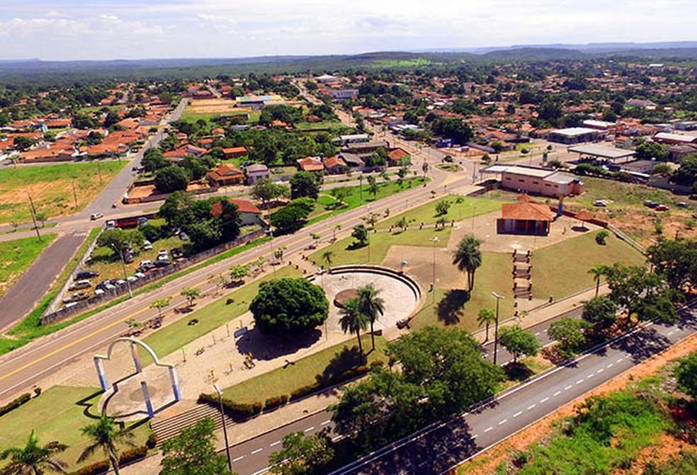 Guiratinga (Foto: Prefeitura de Guiratinga)