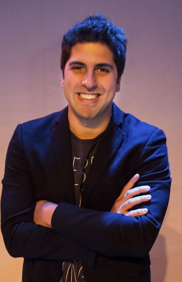 Gabriel Louchard (Foto: Marcelo Paranhos/Divulgação)