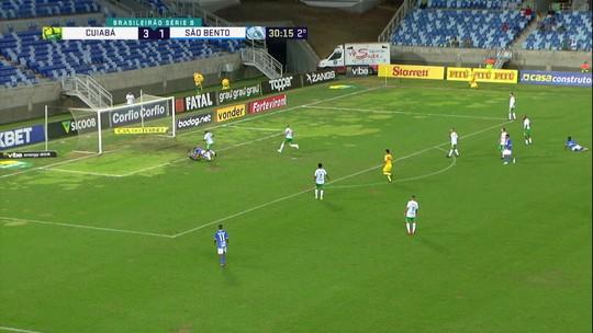 Zé Roberto admite má fase do São Bento e questiona imparcialidade dos árbitros na Série B