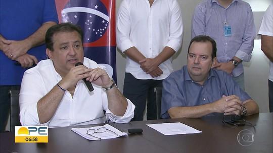 PR define apoio a Paulo Câmara, do PSB, em Pernambuco