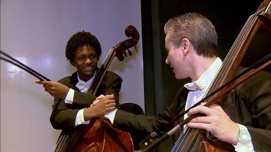 Com vaquinha, jovem músico arrecada recursos para estudar na Suíça