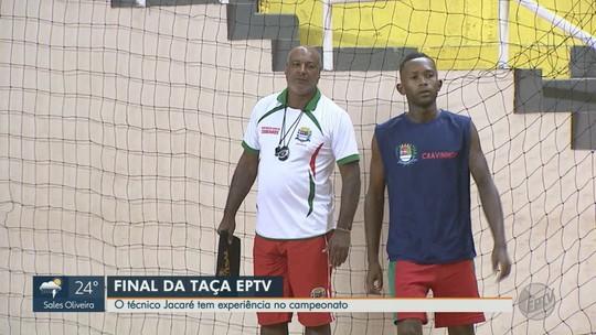 Com técnico experiente e força coletiva, Cravinhos tenta título inédito da Taça EPTV Ribeirão