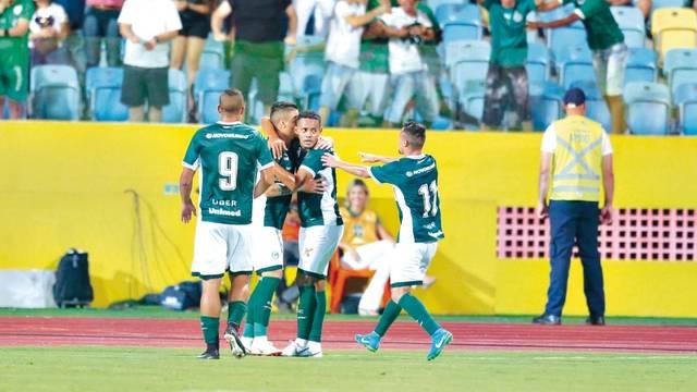 Goiás x Fortaleza - Série B 2018