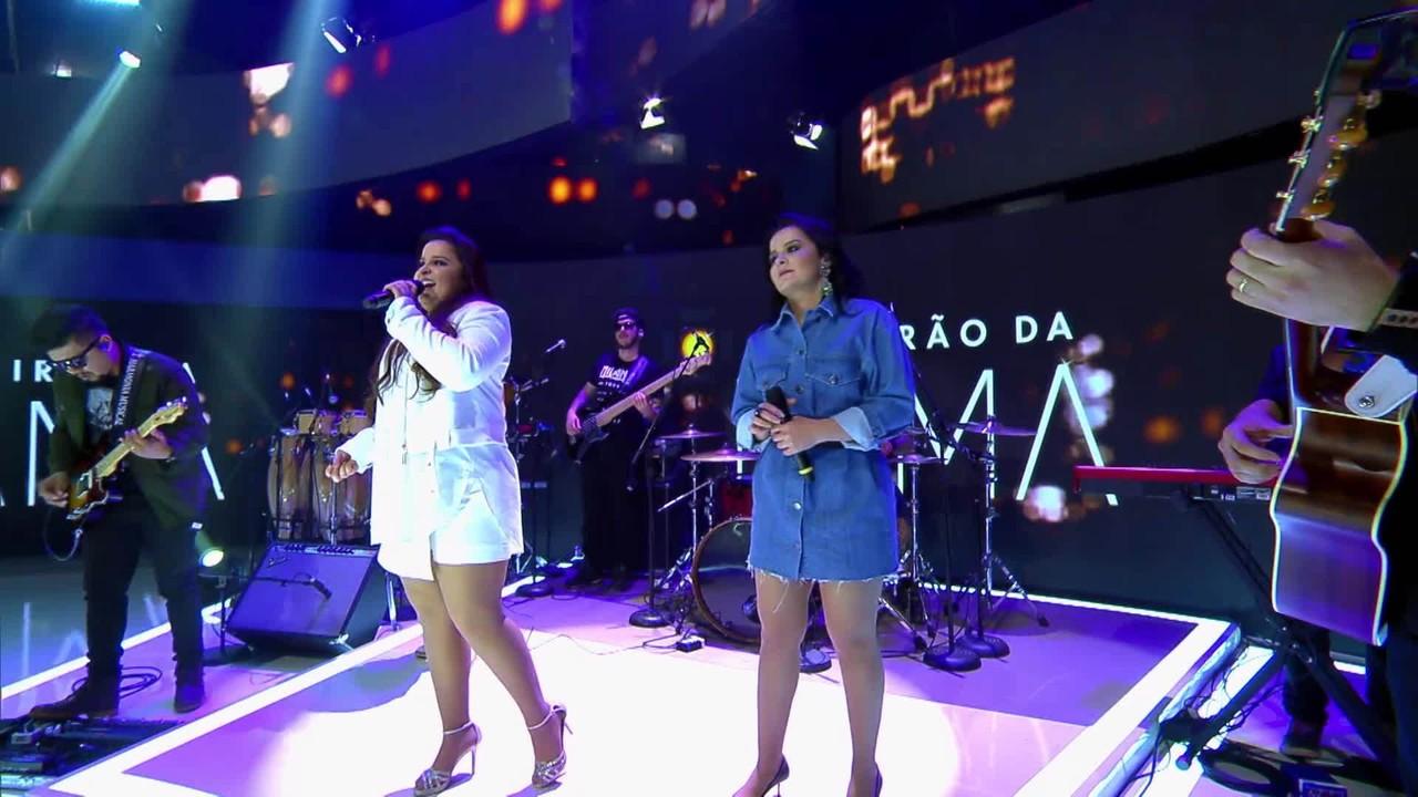 Maiara e Maraísa cantam trecho de 'Como Nossos Pais'