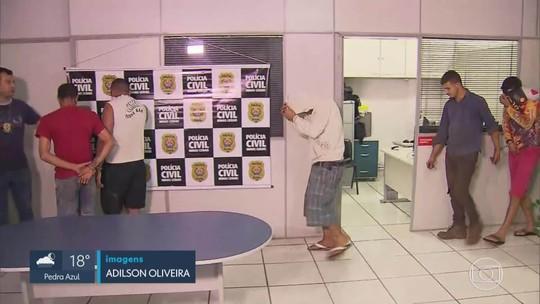 Polícia Civil prende em Belo Horizonte suspeitos de furtar cabos de cobre da Vale