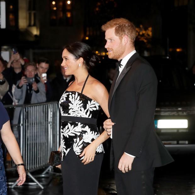 Meghan Markle e Príncipe Harry (Foto: Getty Images/Reprodução)