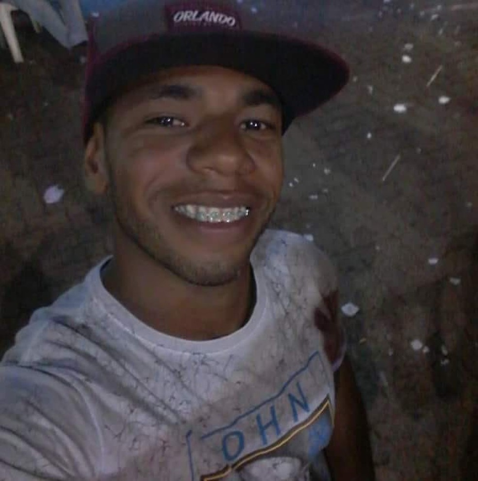 Everson Luís Nunes morreu após ser baleado (Foto: Arquivo Pessoal)