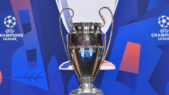 Foto: (Reprodução/Twitter Champions League)