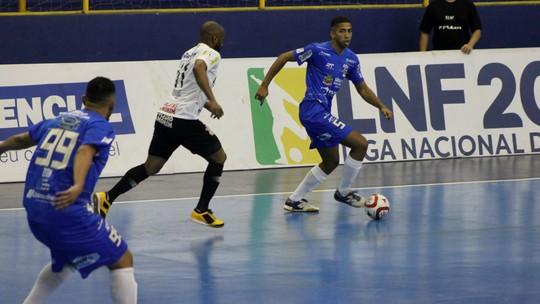 Foto: (Fernanda Pasqualetto/São José Futsal)