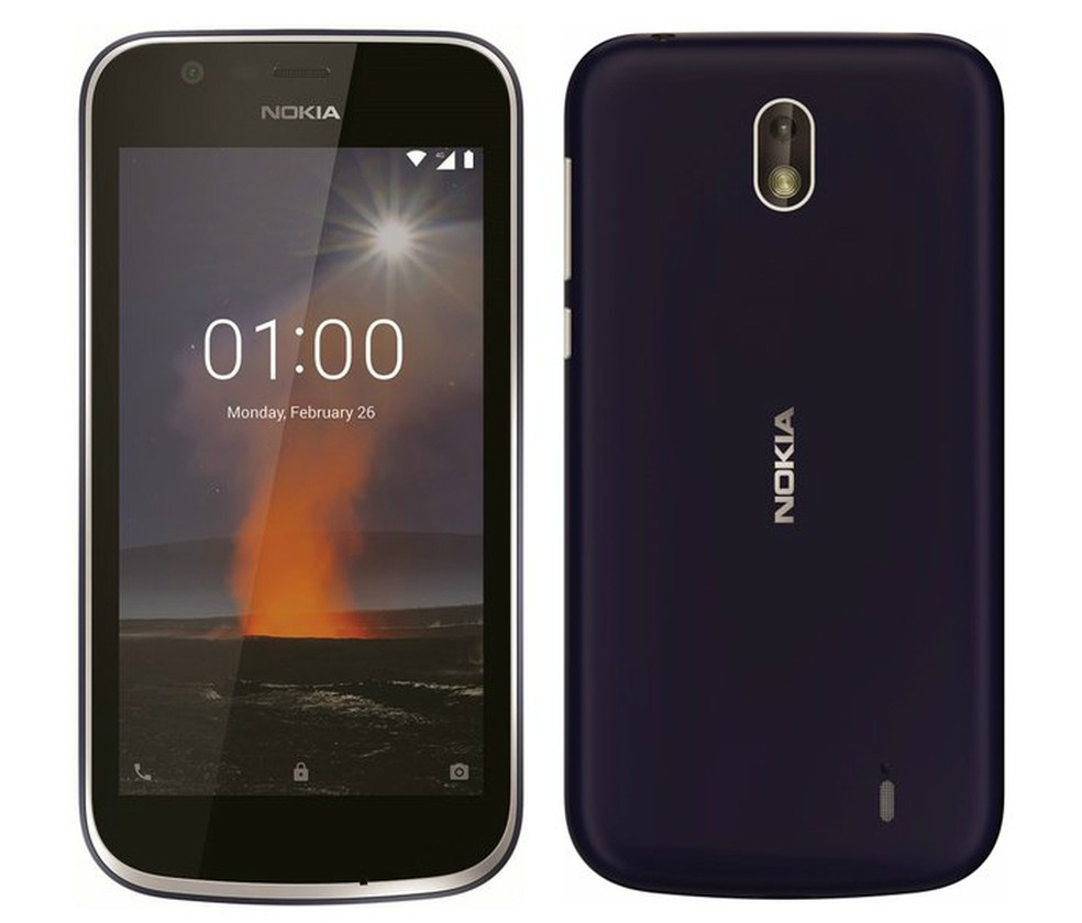 Nokia 1 pode ser o novo baratinho da marca (Foto: Reprodução/Evan Blass)