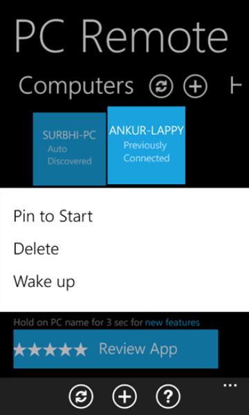 PC Remote | Download | TechTudo